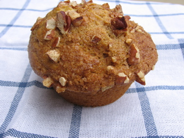 Apple Pecan Muffins Recipe