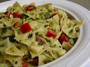 One Of The Best Pasta Salads Ever Simple Nourished Living