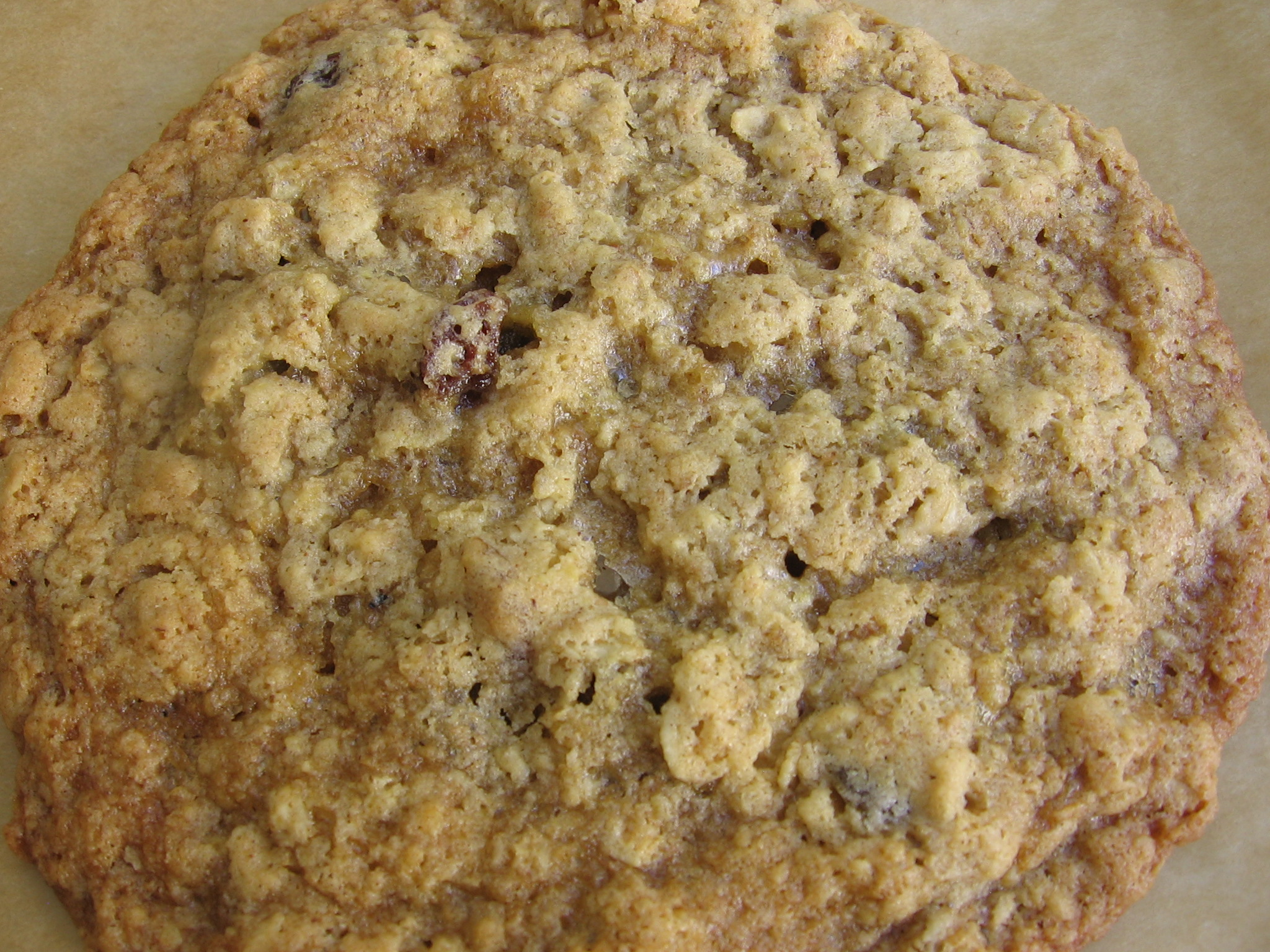 The Best Oatmeal Raisin Cookie Recipe I've Found Yet