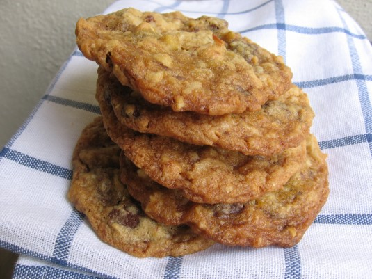 Tate's Chewy Chocolate Chip Cookies