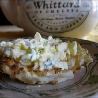 Easy Egg Salad Recipe – 3 Weight Watchers SmartPoints