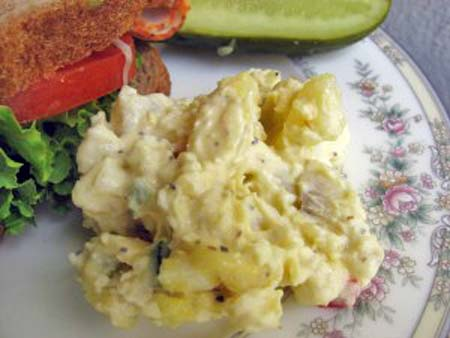 Cooks.com - Recipe - Old Fashioned Potato Salad