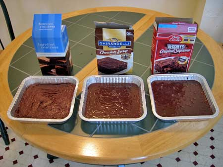 Which Brownie Mix Is Best?