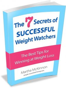 The 7 Secrets of Successful Weight Watchers - The Best Tips for Weight Loss Success