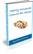 Free Healthy Granola Bar Recipes eBook