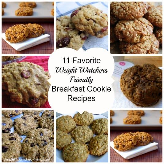 Healthy Breakfast Cookie Recipes