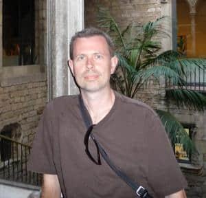 Peter in Barcelona
