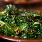Sauteed Kale*