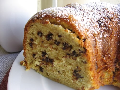 Banana Cake Recipe With Oil Joy Of Baking: Simple Banana Bundt Cake