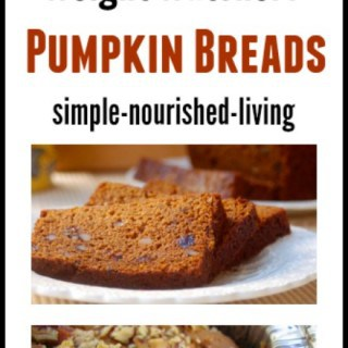 Healthy Slow Cooker Pumpkin Bread