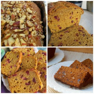 Weight Watchers Pumpkin Bread Recips