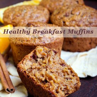 Healthy Mini Breakfast Muffins for Weight Watchers