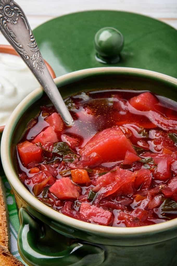 Winter Borscht Soup Recipe Easy Healthy Ww Recipes