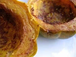Crock Pot Acorn Squash