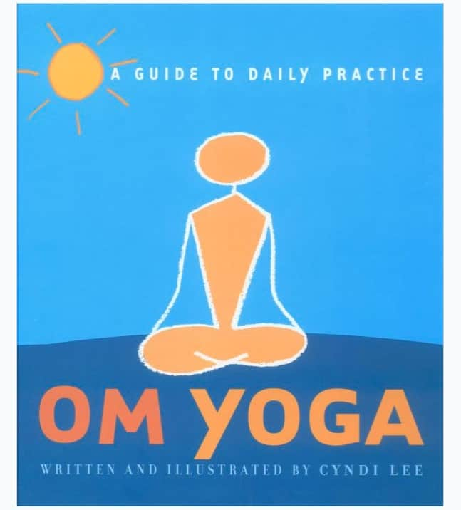 OM Yoga Book Cover