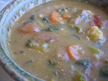 Jamie Oliver Vegetable Soup