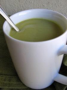 Easy Broccoli Cauliflower Soup