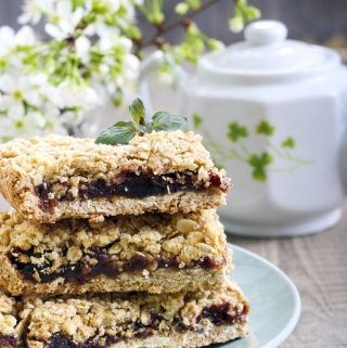 Old-Fashioned Date Bars – 8 WW Freestyle SmartPoints