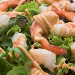 Shrimp Salad Recipes Easy & Delicious