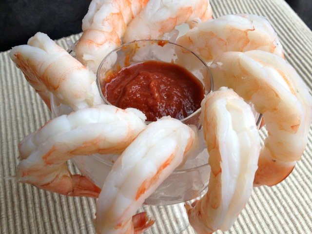 Shrimp Cocktail Sauce Recipes for Weight Watchers - 0 to 3 ...
