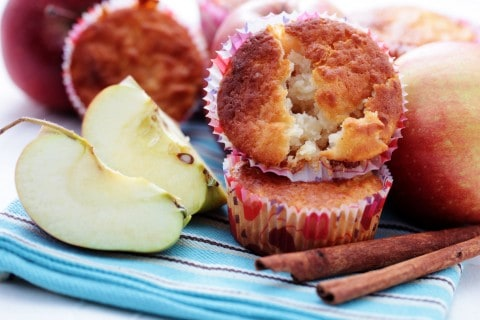 Grandma's old-fashioned muffins