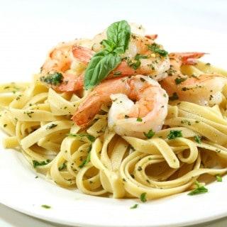 Shrimp & Pasta Recipes Easy & Delicious