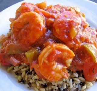 Skinny Shrimp Creole Recipe – 6 SmartPoints