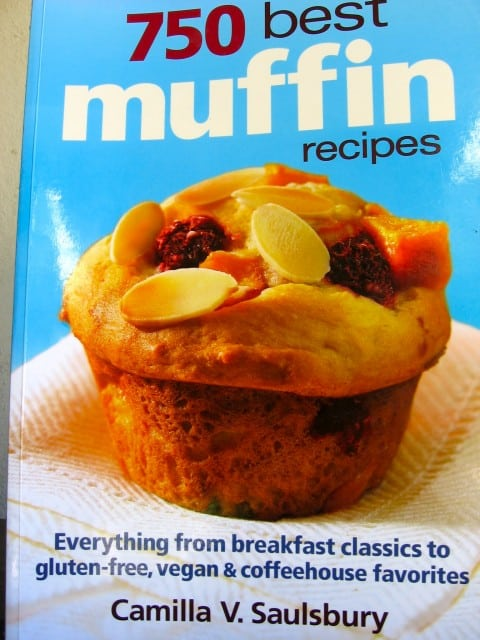750 Best Muffin Recipes Cookbook Cover
