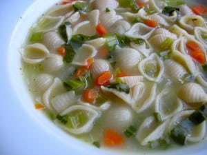 Quick Soup Recipe for Emergency Soup