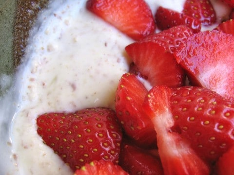 Magical Breakfast Cream Recipe — Dishmaps
