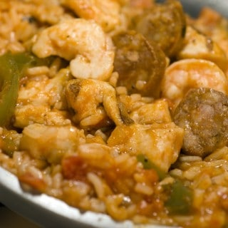 Easy Shrimp Jambalaya Recipe
