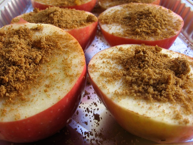Easy Healthy Low Fat Baked Apples