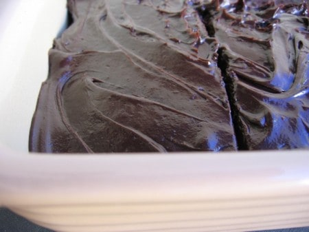 Gluten Free Chocolate Birthday Cake