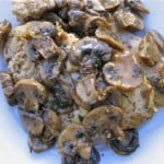 Healthy Low Fat Chicken Marsala