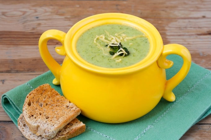Cream of Broccoli Cheese Soup - 8 Weight Watchers Freestyle SmartPoints