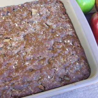 Healthy Harvest Fresh Apple Cake Recipe