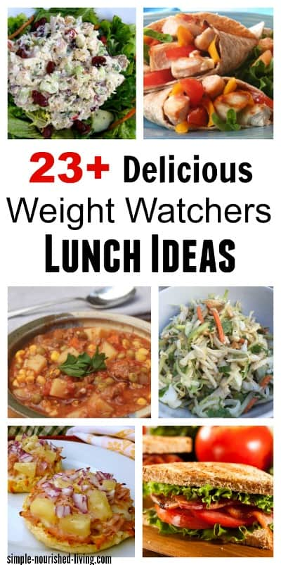 23  Healthy Lunch Ideas for Weight Loss with Weight Watchers Points G7NctWRp