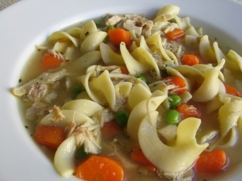 Simple Leftover Turkey Noodle Soup & 7 More Leftover Turkey Soup ...