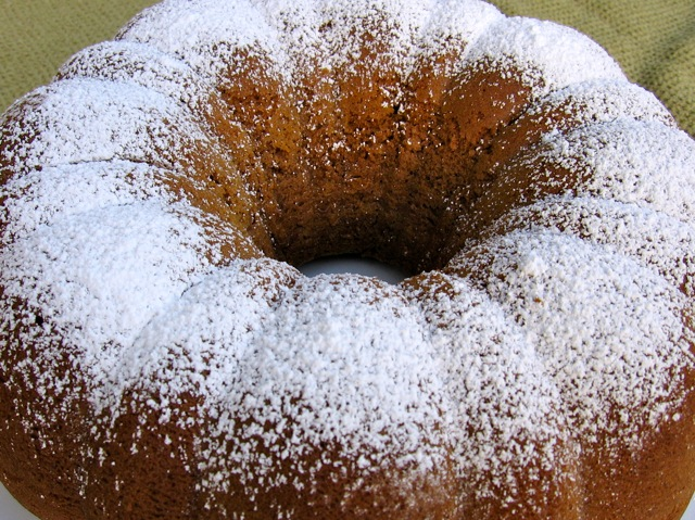 Easy Healthy Low Fat Pumpkin Cake for Weight Watchers