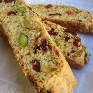 Healthy Low Fat Biscotti