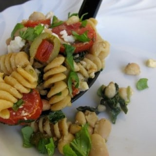 How to Make Healthier Pasta Salads