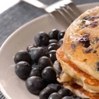 Light & Healthy Pancake Recipes