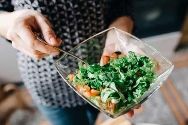 Easy Healthy Salad