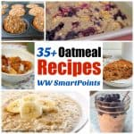 35 weight watchers oatmeal recpies smartpoints