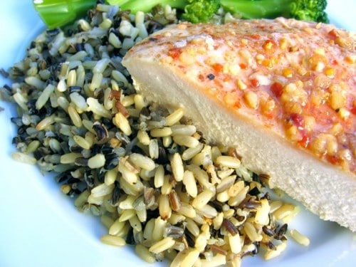 Maple Glazed Boneless Chicken Breasts - 4 WW Freestyle SmartPoints
