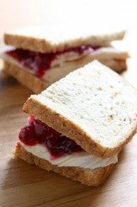 Turkey Cranberry Sandich