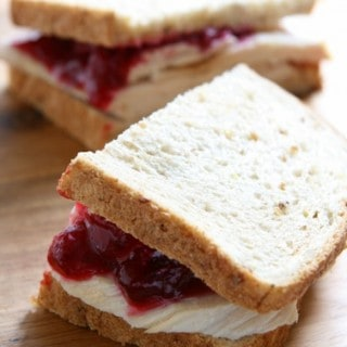 Turkey Cranberry Sandich