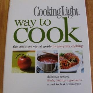 Cooking Light Way to Cook Cookbook