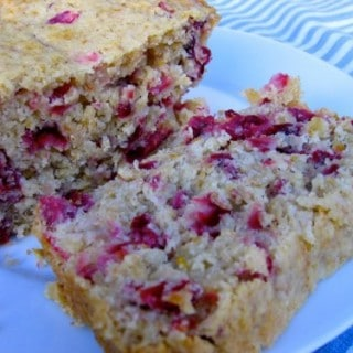 Cranberry Orange Oatmeal Bread – 3 Points+