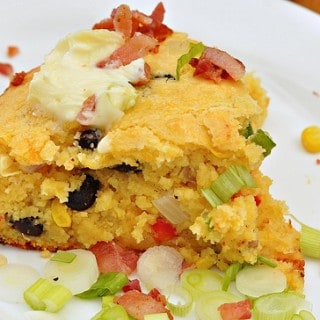 Moist Mexican Corn Bread